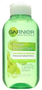 Garnier Skin Naturals Fresh Essentials Eye Make-Up Remover (125mL) Normal to combination skin