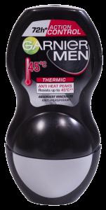 Garnier Action Thermic Roll-on Deodorant For Men (50mL)