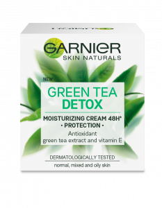 Garnier Botanical Green Tea Detox Cream (50mL)