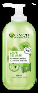 Garnier Skin Naturals Grape Gel Wash (200mL)