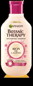 Garnier Botanic Therapy Ricin Almond Shampoo (250mL)