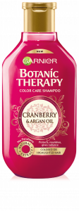Garnier Botanic Therapy Argan Cranberry Shampoo (250mL)