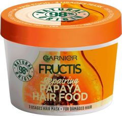 Garnier Fructis Hair Food Papaya 3-in-1mask (390mL)