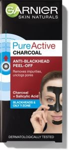 Garnier Pure Active Charcoal Anti-Blackhead Peel Off Mask (50mL)