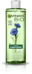 Garnier Bio Soothing Micellar Water with Organic Cornflower Water (400mL)