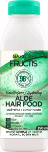 Garnier Fructis Hair Food Aloe Hydrating Conditioner for Normal to Dry Hair (350mL)