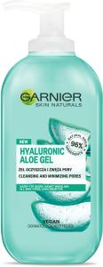 Garnier Skin Naturals Hyaluronic Aloe Gel Wash (200mL)