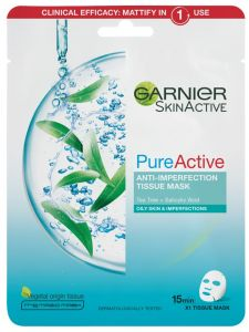 Garnier Pure Active Anti-imperfection Sheet-Mask (28g)