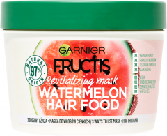 Garnier Fructis Hair Food Watermelon Revitalizing Mask for Thin Hair (390mL)