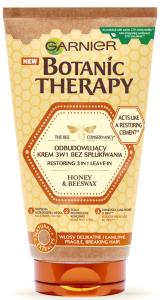 Garnier Botanic Therapy Honey Treasure 3in1 Leave-in Hair Cream (150mL)