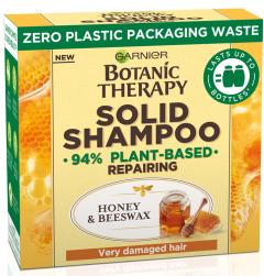 Garnier Botanic Therapy Honey & Beeswax Repairing Solid Shampoo (60g)