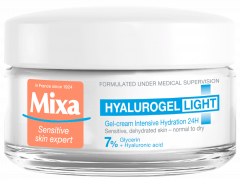 Mixa Hyalurogel Intensely Moisturizing Gel-Cream (50mL)
