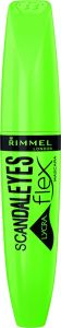 Rimmel London Scandaleyes Lycra Flex Mascara (12mL) 001 Black