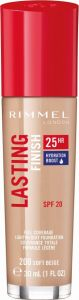 Rimmel London Lasting Finish 25 Hour Foundation (30mL)