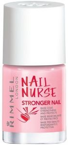 Rimmel London Nail Nurse Stronger Nail Base Coat (12mL)