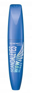 Rimmel London Scandaleyes Wow Wings Mascara Waterproof (12mL)