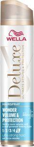Wella Deluxe Wonder Volume & Protection Hairspray (250mL)