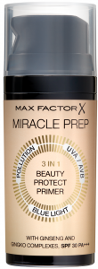 Max Factor Miracle Prep 3in1 Beauty Protect Primer (30mL)