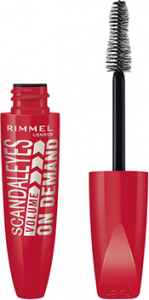 Rimmel London Scandaleyes Volume On Demand (12mL) 001 Black