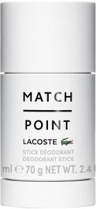 Lacoste Match Point Deostick (75mL)