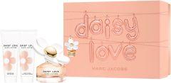 Marc Jacobs Daisy Love EDT (50mL) + BL (75mL) + SG (75mL)