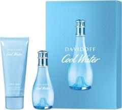 Davidoff Cool Water Woman EDT (30mL) + BL (75mL)