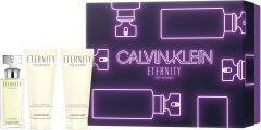 Calvin Klein Eternity EDP (50mL) + BL (100mL) + SG (100mL)