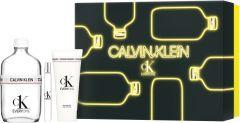 Calvin Klein CK Everyone EDT (200mL) + SG (100mL) + EDT (10mL)