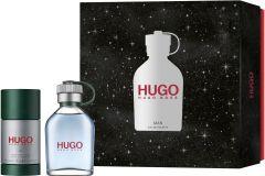Hugo Man EDT (75mL) + Deostick (75mL)
