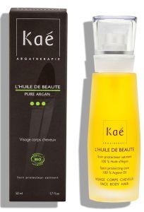 Kaé Pure Argan Oil, Face, Body and Hair (50mL)