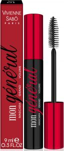 Vivienne Sabo Grand Volume Mascara Grand Mon General (9mL) 01 Black