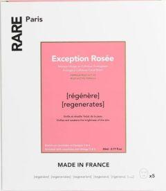 Rare-Paris Exception Rosée Regenerating Face Mask  (5x23mL)