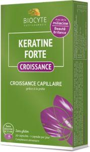 Biocyte Keratin Forte Growth (20pcs)