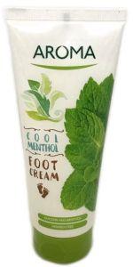 Aroma Foot Cream Cool Menthol ( 75mL)