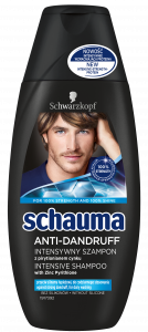 Schauma Shampoo Anti-Dandruff Intensive (250mL)