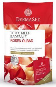 Dermasel Rose Bath (400g+20mL)