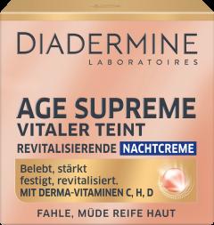 Diadermine Age Supreme Vitaler Teint Night Cream (50mL)