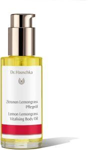 Dr. Hauschka Lemon Lemongrass Vitalising Body Oil (75mL)