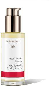Dr. Hauschka Moor-lavender Calming Body Oil (75mL)