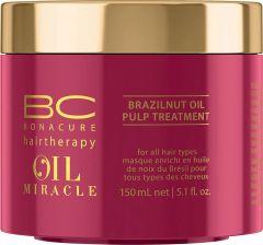 Schwarzkopf Professional Bonacure Oil Miracle Brazilnut Treatment (150mL)