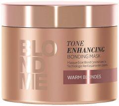 Schwarzkopf Professional Blond Me Tone Enhancing Bonding Mask Warm Blondes (200mL)