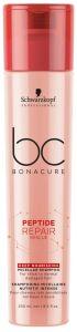 Schwarzkopf Professional Bonacure Peptide Repair Rescue Deep Nourishing Micellar Shampoo