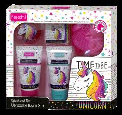 Fesh Splash And Fun Unicorn Bath Set