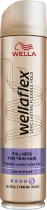 Wella Wellaflex Fullness Ultra Strong Hold Hairspray (250mL)