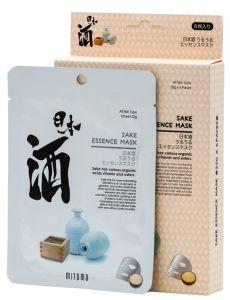 Mitomo Sake Essence Mask Box (6pcs)