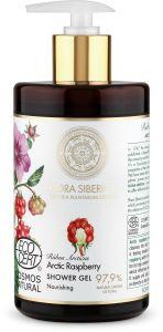 Natura Siberica Flora Siberica Arctic Raspberry Nourishing Shower Gel (480mL)