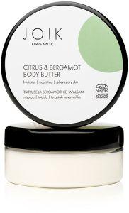 Joik Organic Citrus & Bergamot Body Butter (150mL)
