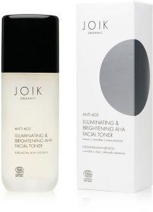 Joik Organic Illuminating & Brightening Aha Facial Toner (100mL)