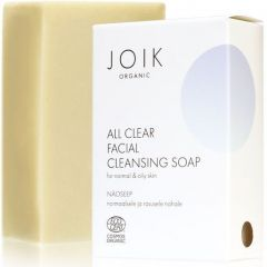 Joik Organic All Clear Facial Soap for Normal/ Oily Skin (100g)