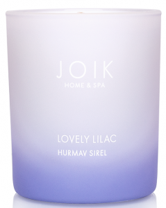 Joik Home & Spa Rapsivahast Lõhnaküünal Hurmav Sirel (150g)